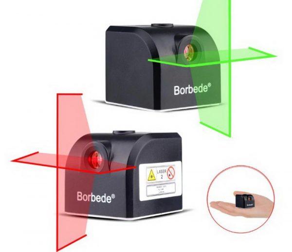 Модернизированный лазерный мини-уровень Borbede