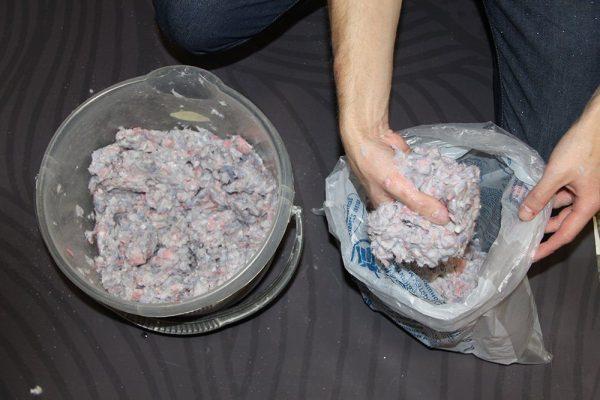 Подготовка шелковой штукатурки к нанесению