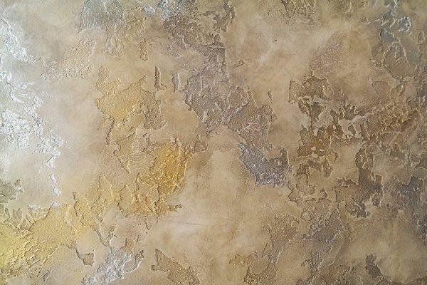 Покрытие стен под Травертино
