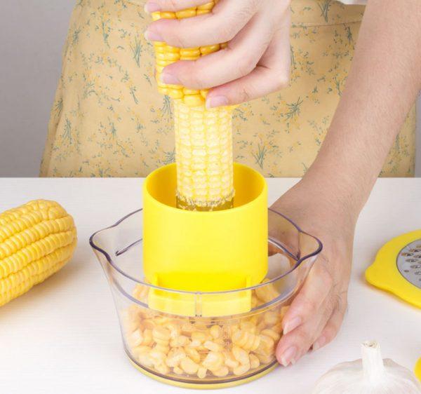 Ручное устройство для лущения кукурузы