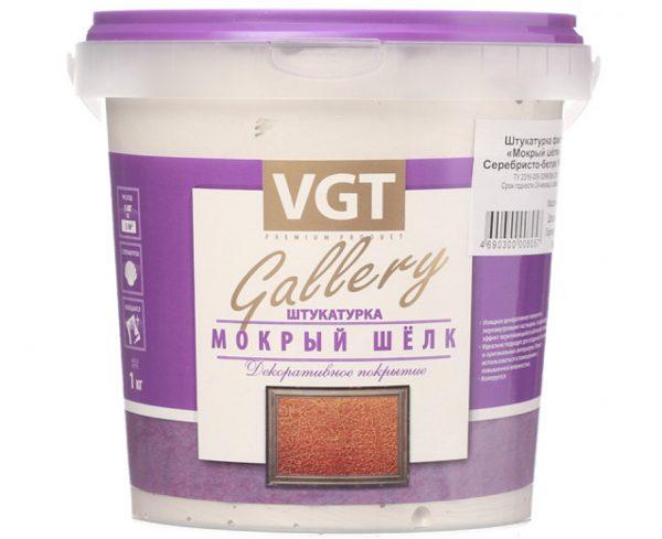 Штукатурка Мокрый шелк VGT