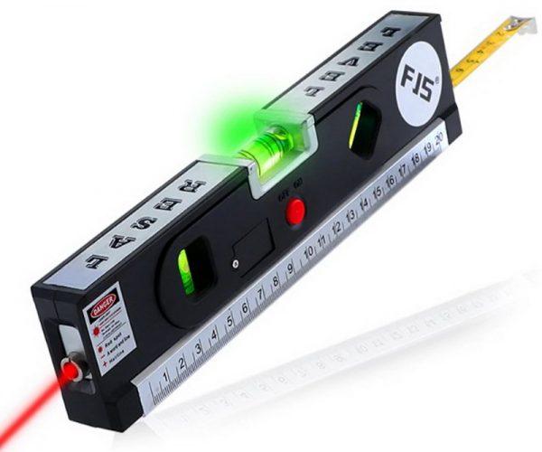 Уровень FJ5 с магнитом для крепления