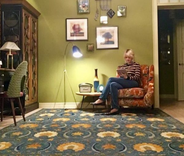 В четырехкомнатной квартире возле Останкино