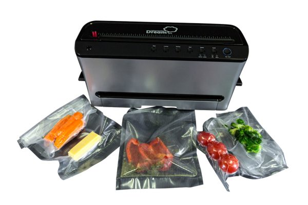 Вакуумный аппарат для упаковки продуктов