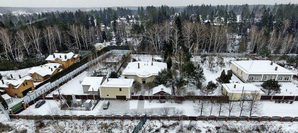 Загородный дом Маслякова на Рублевке