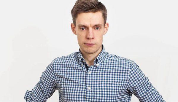 Журналист и блогер Юрий Дудь