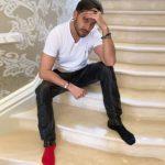 Александр Ревва в своем доме