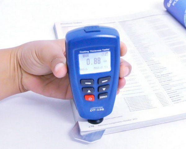 Цифровой измерительный прибор MiSery DT-156