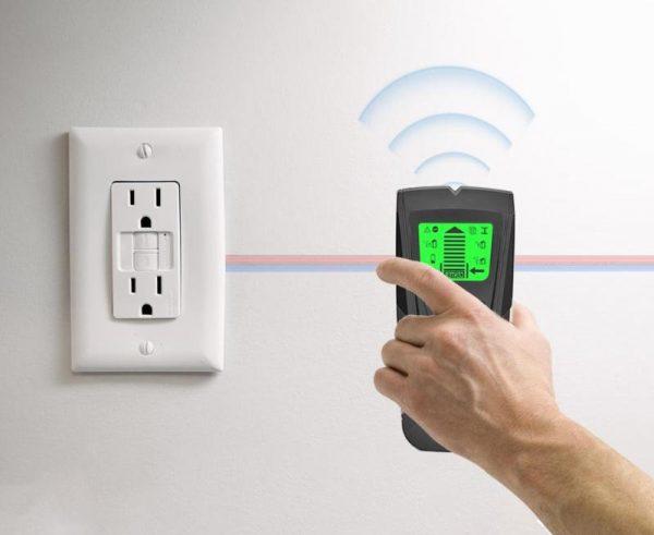 Цифровой определитель электропроводки