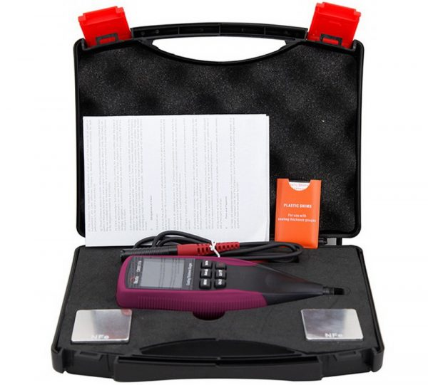 Цифровой тестер лакокрасочного покрытия NICETYMETER Professional CM8811