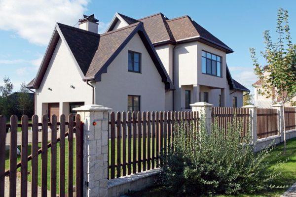 Загородный дом Игоря Верника в Павлово на Новорижском шоссе