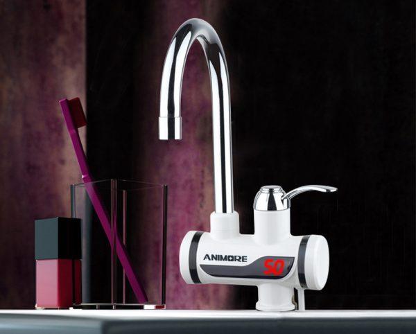 Электрический проточный водонагреватель ANIMORE