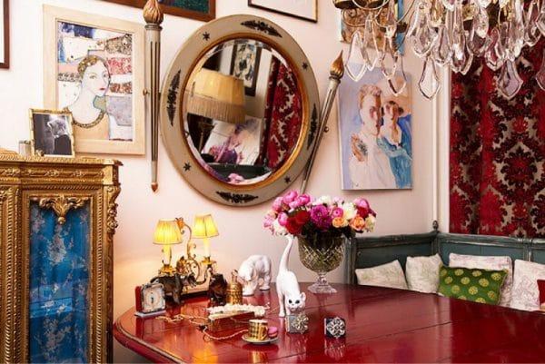 Квартира Ренаты Литвиновой во Франции
