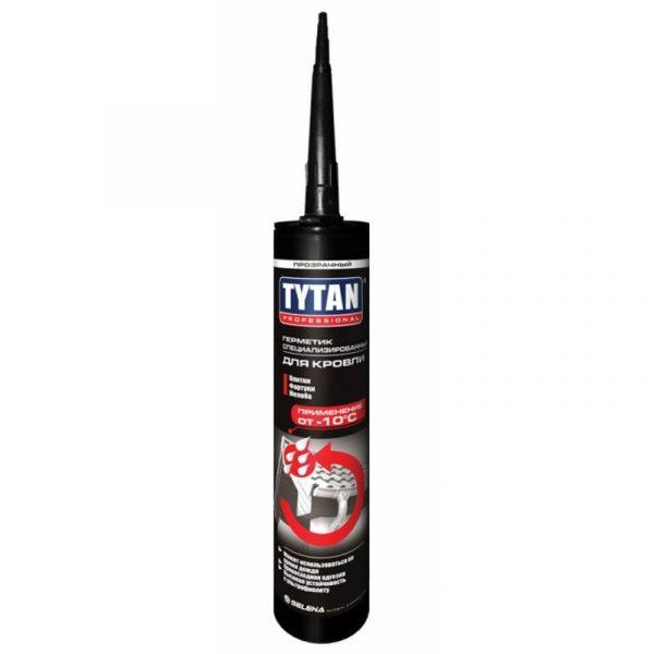 Герметик специализированный кровельный Tytan professional