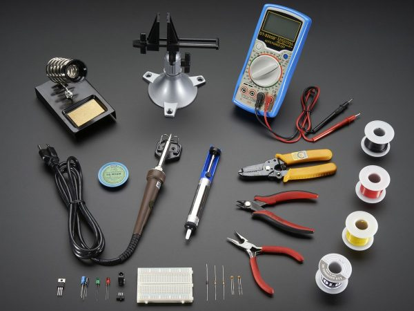 Инструменты радиолюбителя
