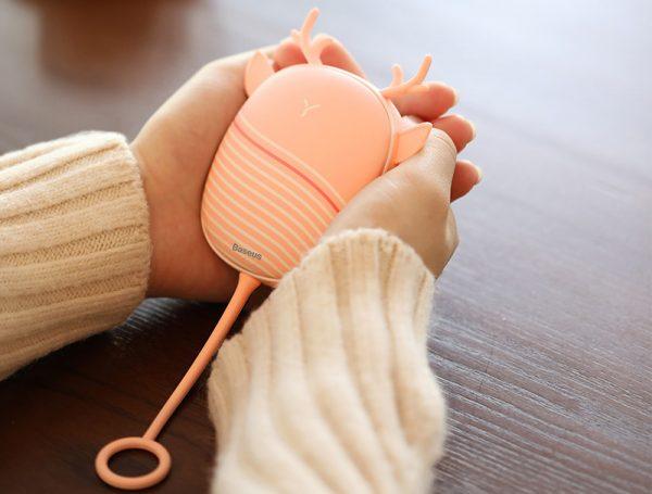 Компактный нагревательный прибор для рук