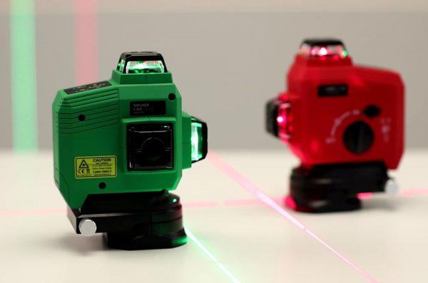 Лазерные нивелиры из Китая