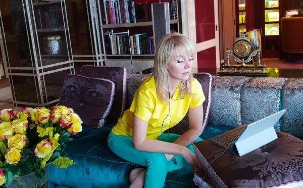 Московская квартира Валерии и Иосифа в Крылатском