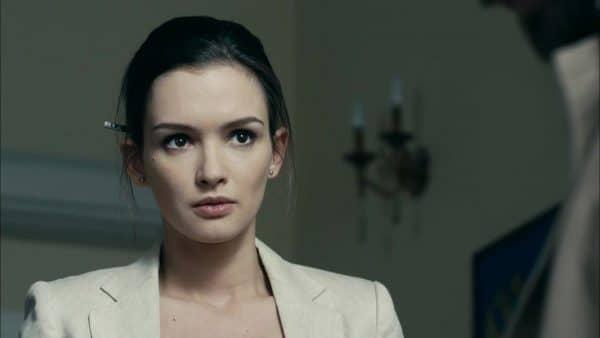 "Паулина Андреева в сериале ""Метод"""