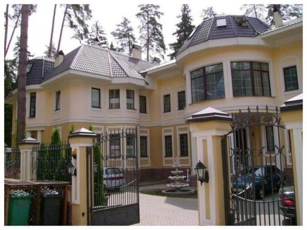 Родовое поместье Михалкова