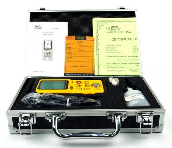 Профессиональный прибор Smart Sensor AR860 в кейсе
