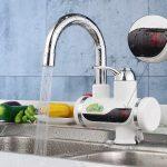 Проточный водонагреватель для кухни