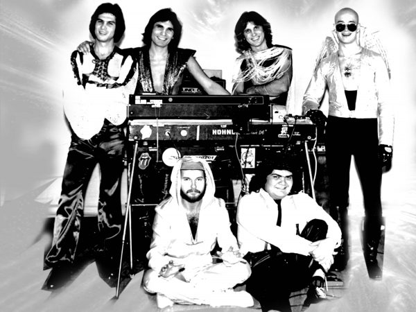 Рок-группа Интеграл