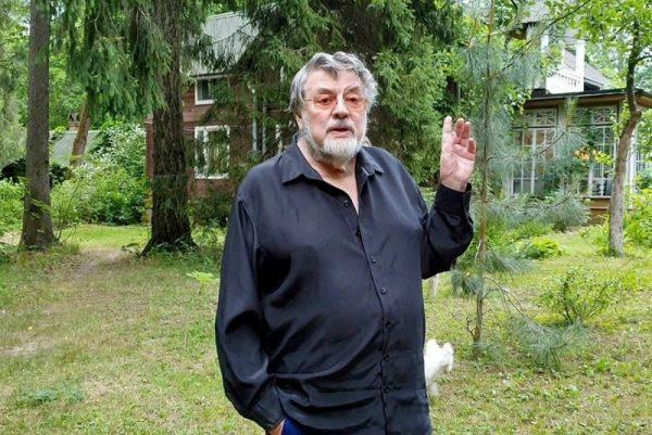 Загородный дом Александра Ширвиндта