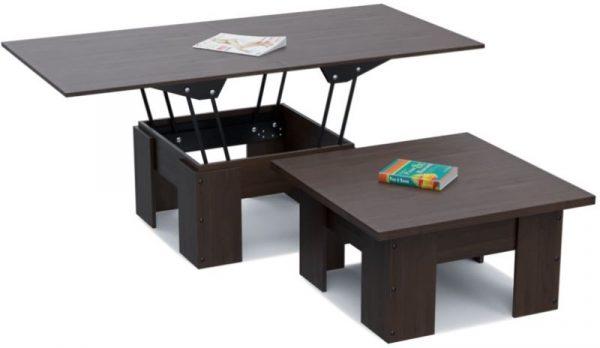 Журнально-обеденный стол «Эдельвейс Бета»