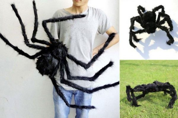 Плюшевый паук