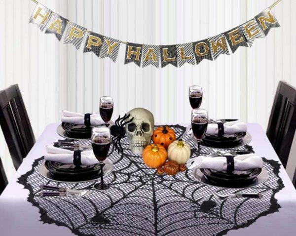 Скатерть для хеллоуина