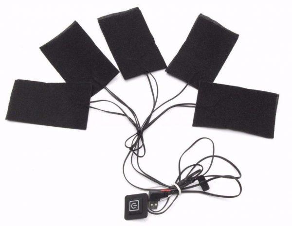 USB обогреватель для просушки одежды