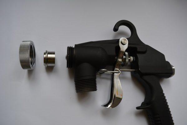 Устройство картушного пистолета Dp-6378