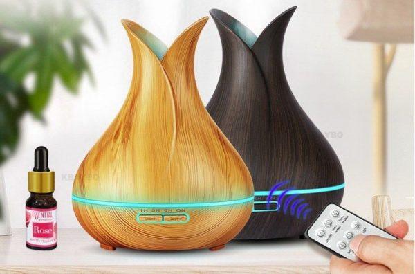 Стильный увлажнитель от KBAYBO в форме луковицы