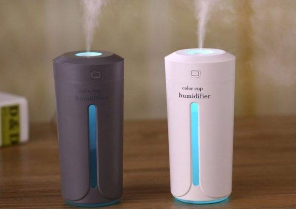 Переносной увлажнитель Color Cup Humidifier