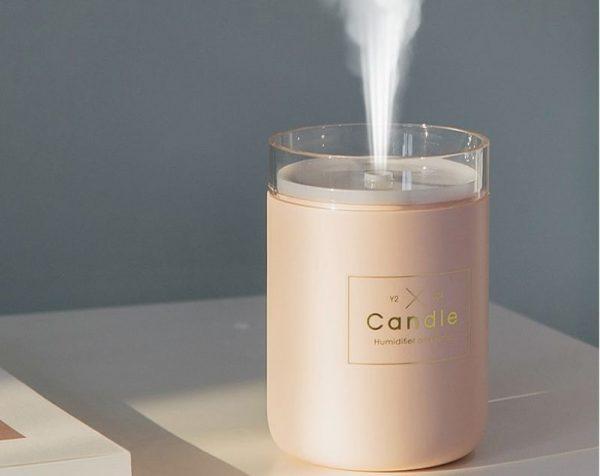 Ультразвуковой диффузор-увлажнитель Candle Humidifier