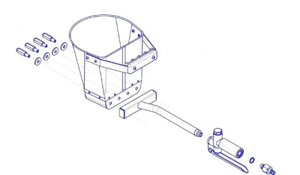 Конструкция хоппер-ковша