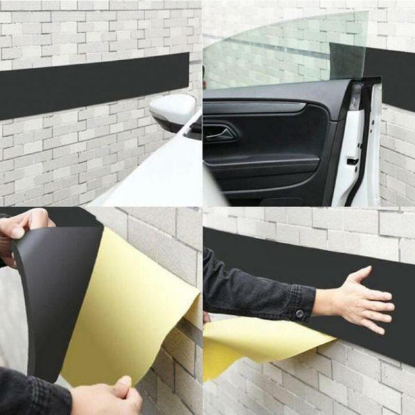 Резинка на стену для защиты двери