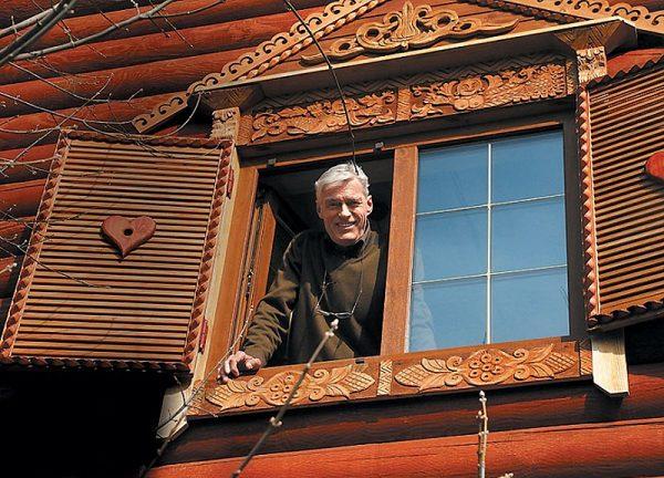 Дом Бориса Щербакова