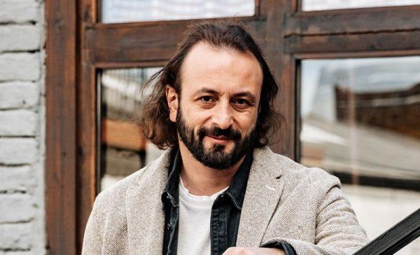 Знаменитый фигурист Илья Авербух