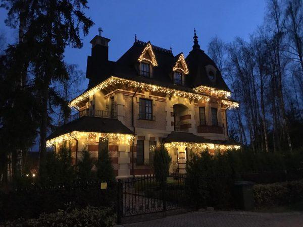 Дом Прилучного и Муцениеце