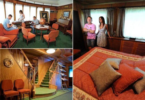 Дом корабль Рыбина и Сенчуковой