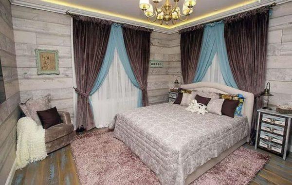Спальня Преснякова и Подольской