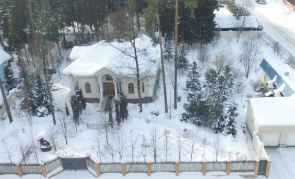 Загородный дом Юрия Лозы