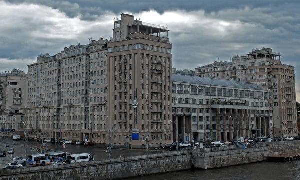 Домогаров владеет квартирой в знаменитом Доме на набережной