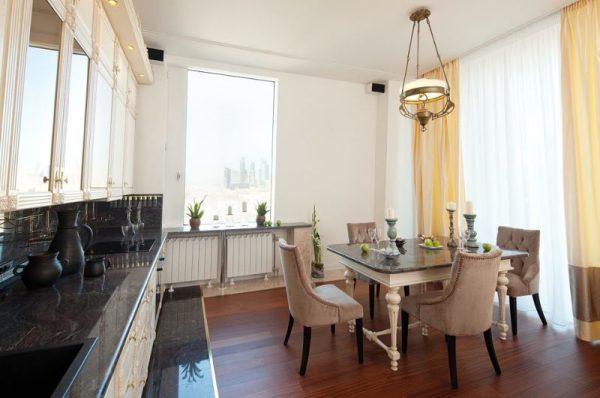 Интерьер квартиры Градского