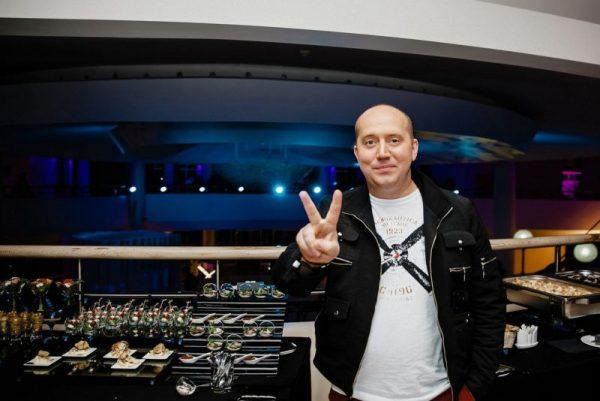 Комедийный актер Сергей Бурунов