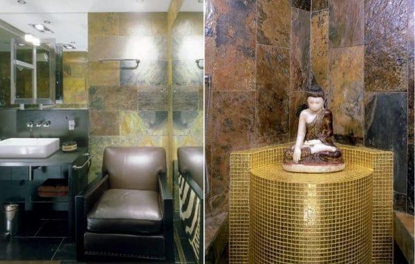 Квартира Тимати ванная