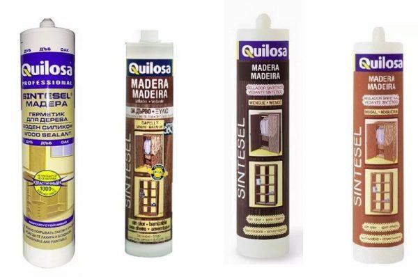 Ассортимент Quilosa Sintesel Wood Madera