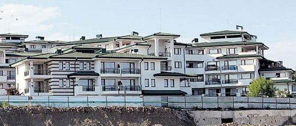Апартаменты Гузеевой в Болгарии